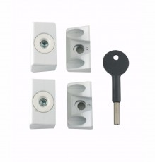 8K108 Sash Window Locks (pack of 2)