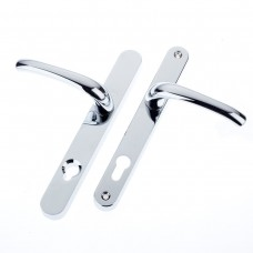 MK3 Security Handle - 92/215mm - CHROME