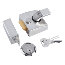 P85 Deadlocking Nightlatch - 40mm