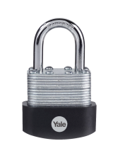 Laminated Steel Padlock 40MM