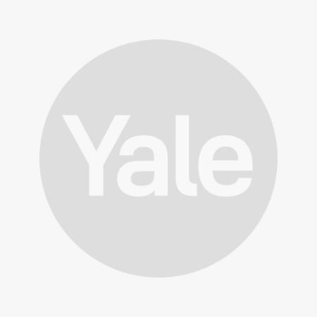 Universal Replacement Door Handle - 92/Adjustable Fixing Points - WHITE