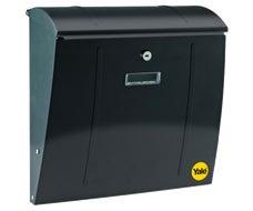 Delaware Postbox-Black
