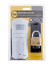 Shed Pack with Padlock and Hasp