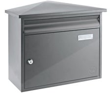 Texas Steel Postbox
