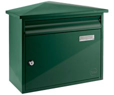 Texas Postbox Green