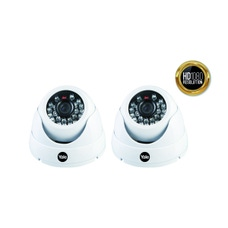 Yale HD1080 Indoor Dome Camera Twin Pack