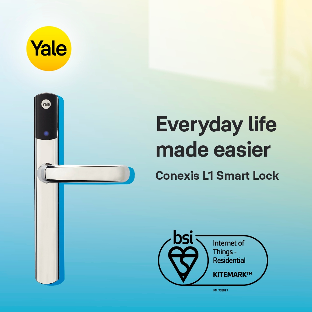 Three advantages of upgrading to a smart door lock