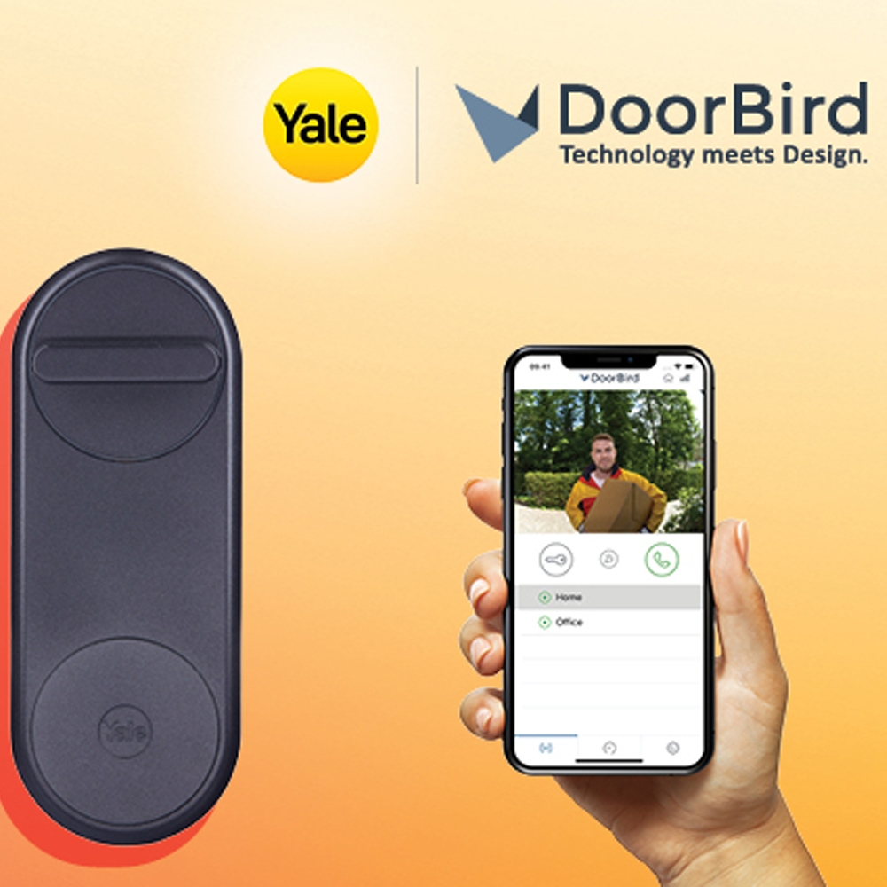 Yale's Integration With DoorBird Provides New Interoperable Access Solutions for Consumers