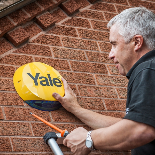 Bring the nations trusted brand into your home with ½ Install on selected Yale Alarms