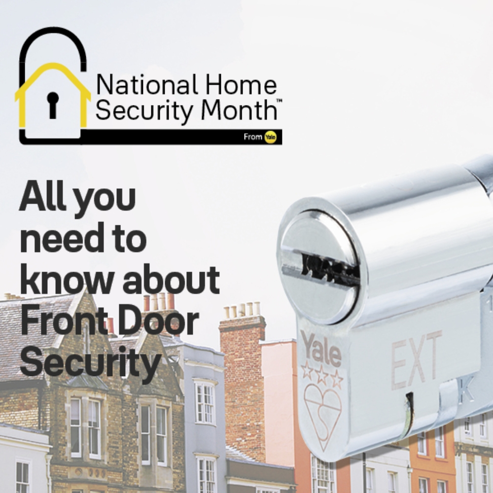 Keep a check on your front door security