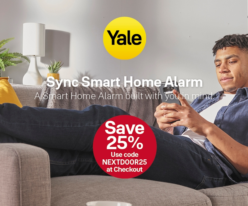nextdoor smart sync alarm