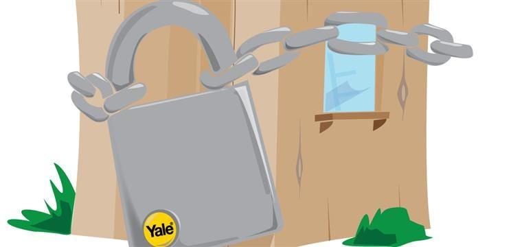 Be wary of sneaky burglars this summer