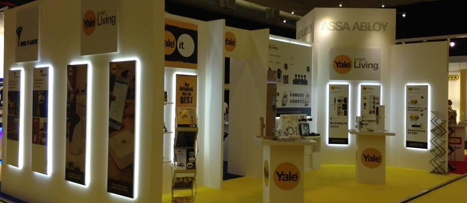 Yale Exhibits Latest Innovations at LockEx 2016