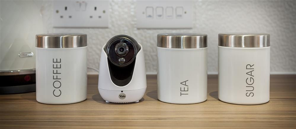 Be in when you're out Yale launches new range of connected IP Cameras