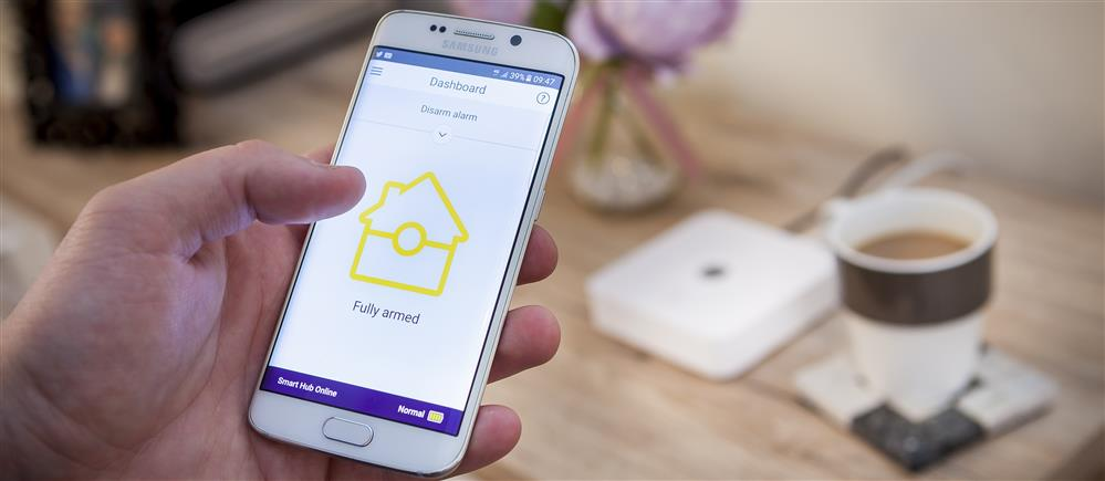 The smart approach to home security