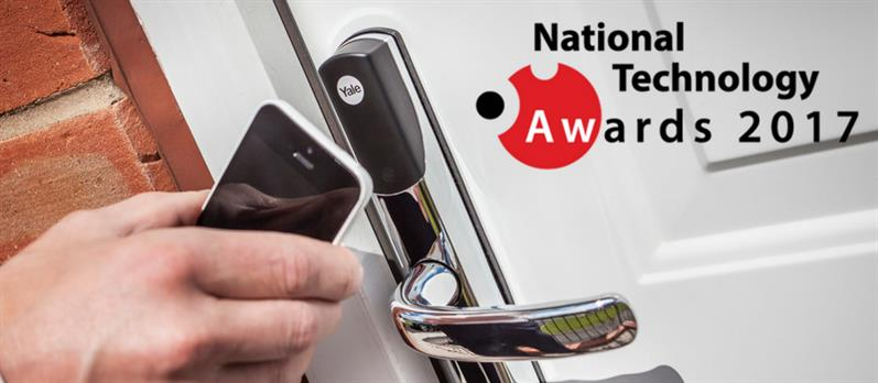 Yales smart solution secures National Technology Award