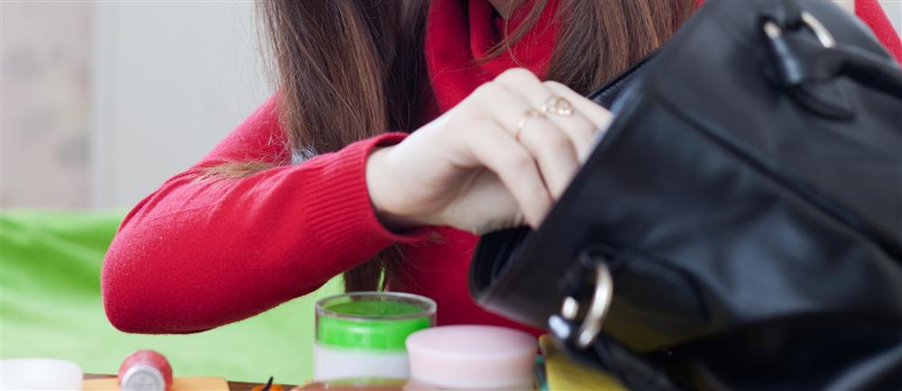 Handbag hell Study finds women waste hours of their lives rummaging for lost keys in their bags