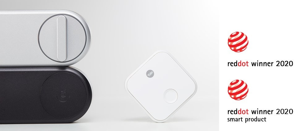 Linus wins two awards for its outstanding design at the prestigious Red Dot Awards