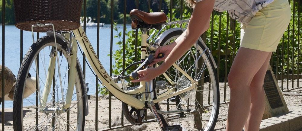 Yale introduces new bike lock range