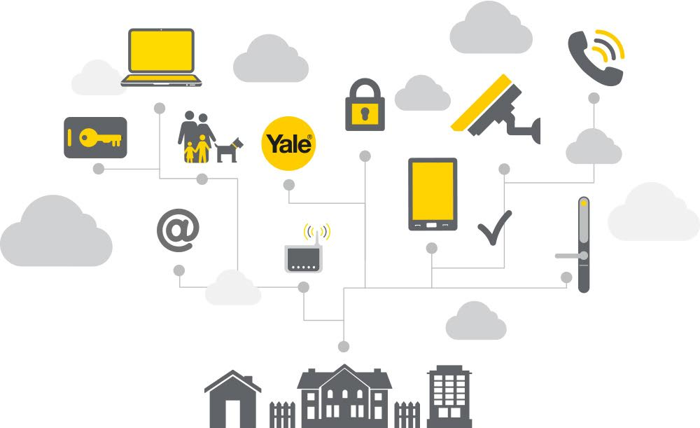 Yale partners with O2 and AT&T to create new smart home offering