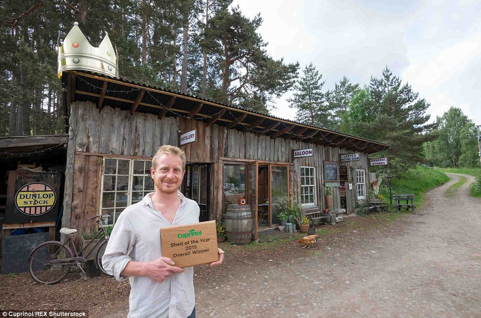 Winner of Shedoftheyear Announced