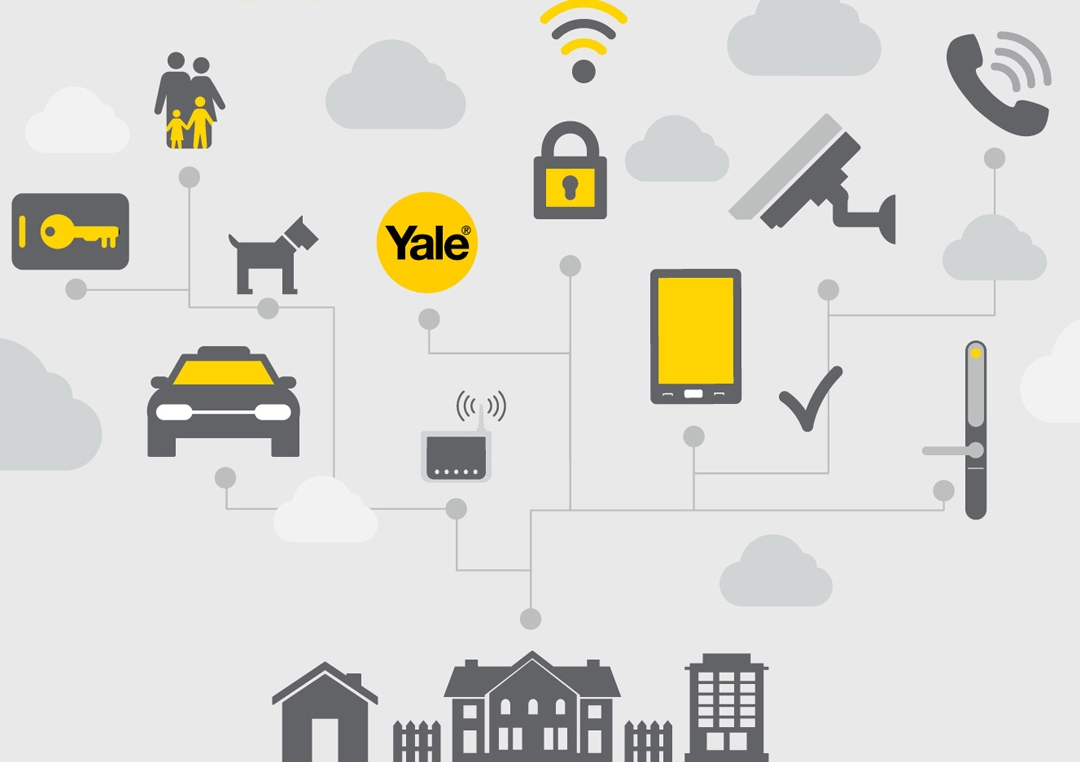 Yale Smart Living  the smarter way to protect your home